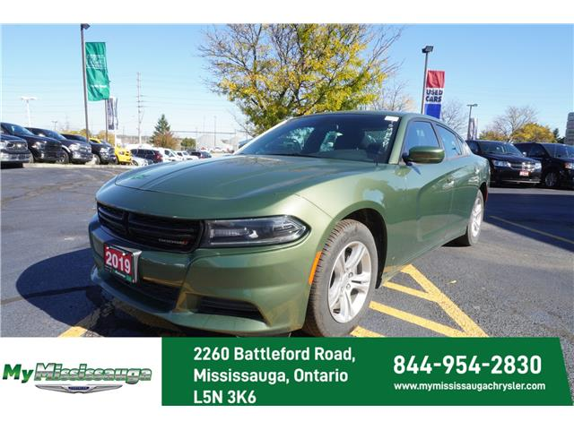 2019 Dodge Charger SXT (Stk: 1195) in Mississauga - Image 1 of 14