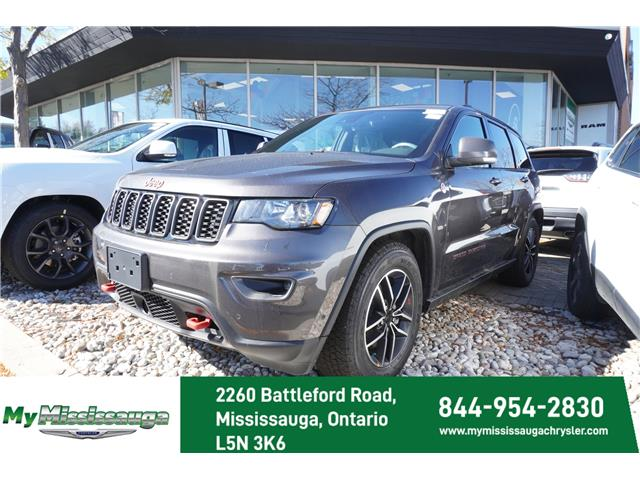 2021 Jeep Grand Cherokee Trailhawk (Stk: 21033) in Mississauga - Image 1 of 11