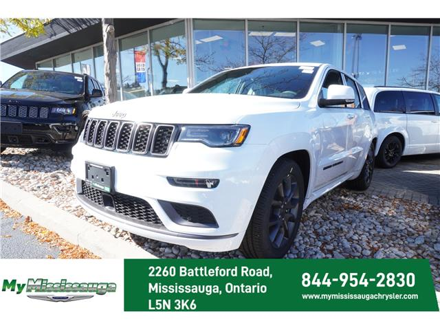 2021 Jeep Grand Cherokee Overland (Stk: 21015) in Mississauga - Image 1 of 7