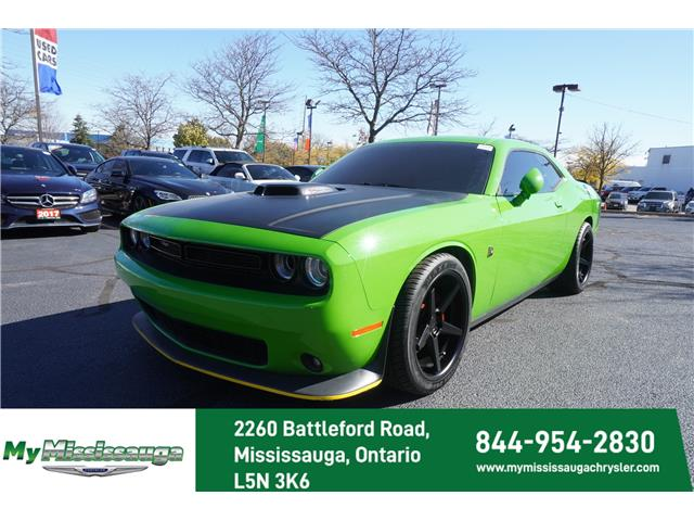 2017 Dodge Challenger R/T 392 (Stk: 1122A) in Mississauga - Image 1 of 26