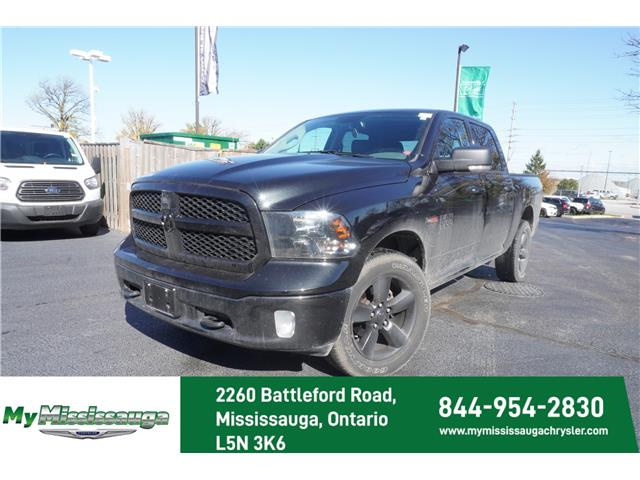 2018 RAM 1500 SLT (Stk: 200020A) in Mississauga - Image 1 of 17