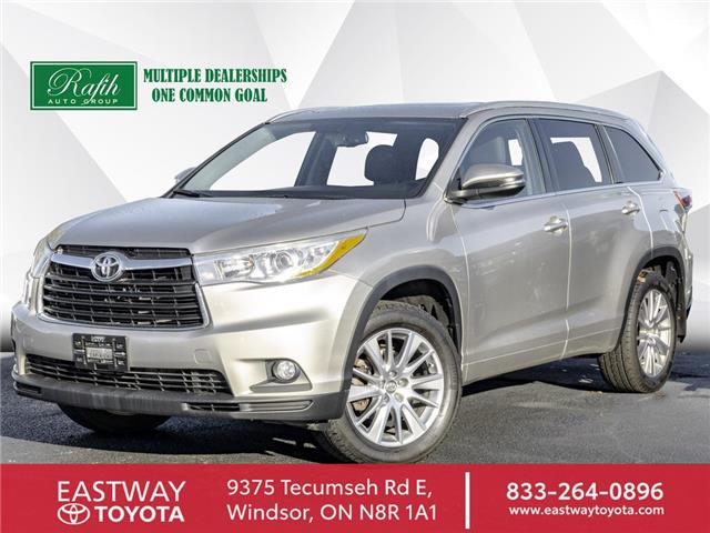 2014 Toyota Highlander XLE (Stk: PR5632) in Windsor - Image 1 of 20