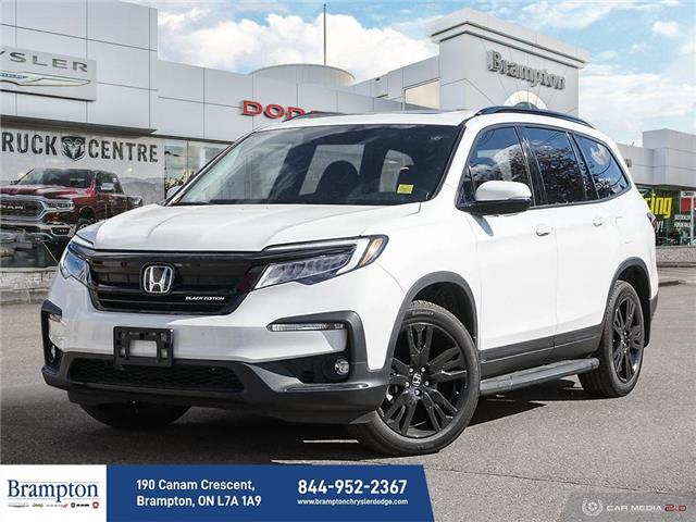 2020 Honda Pilot Black Edition (Stk: 13861) in Brampton - Image 1 of 30