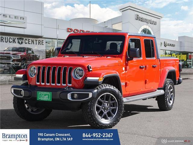 2020 Jeep Gladiator Overland (Stk: 21079A) in Brampton - Image 1 of 30
