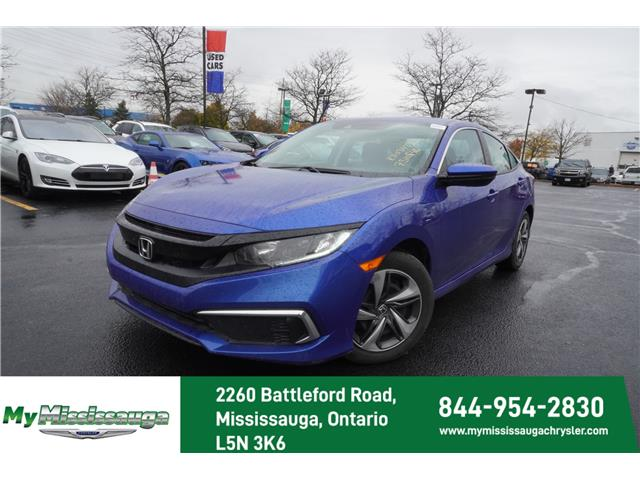 2019 Honda Civic LX (Stk: 1201) in Mississauga - Image 1 of 20