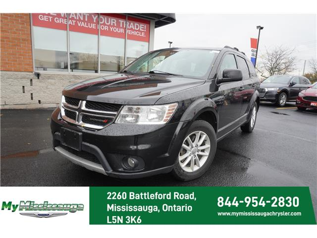 2016 Dodge Journey SXT/Limited (Stk: 20029A) in Mississauga - Image 1 of 21