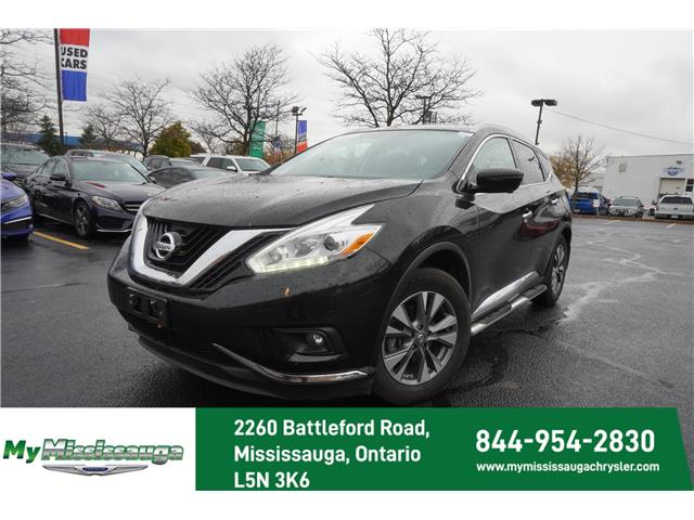 2017 Nissan Murano SL (Stk: 21017A) in Mississauga - Image 1 of 25