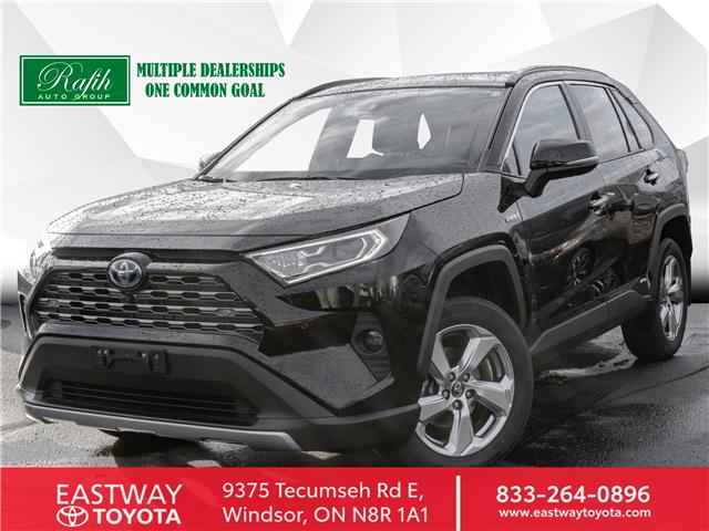 2020 Toyota RAV4 Hybrid Limited (Stk: TR7018) in Windsor - Image 1 of 23