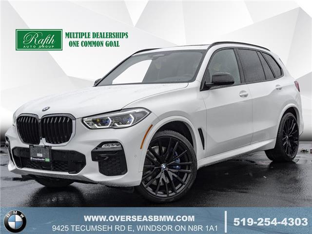 2021 BMW X5 M50i (Stk: B8359) in Windsor - Image 1 of 23