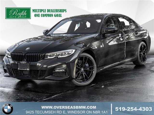 2021 BMW 330i xDrive (Stk: B8391) in Windsor - Image 1 of 19