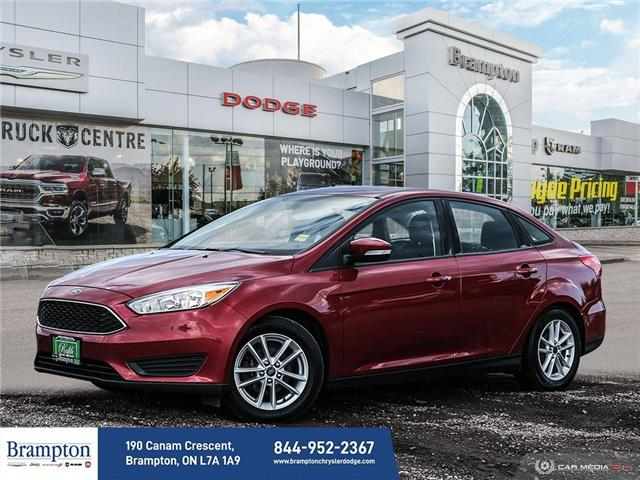 2015 Ford Focus SE (Stk: 13857) in Brampton - Image 1 of 30