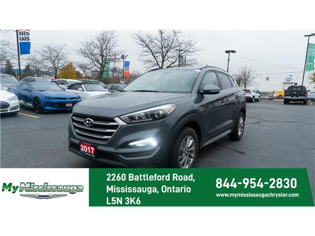 2017 Hyundai Tucson Limited (Stk: 1112A) in Mississauga - Image 1 of 23
