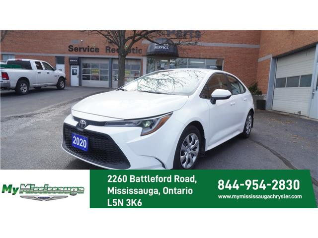 2020 Toyota Corolla LE (Stk: 1222) in Mississauga - Image 1 of 21