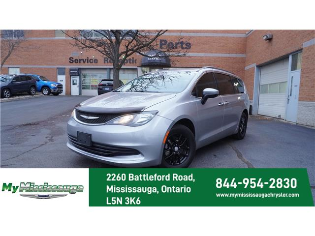 2017 Chrysler Pacifica LX (Stk: 20RM5932A) in Mississauga - Image 1 of 12