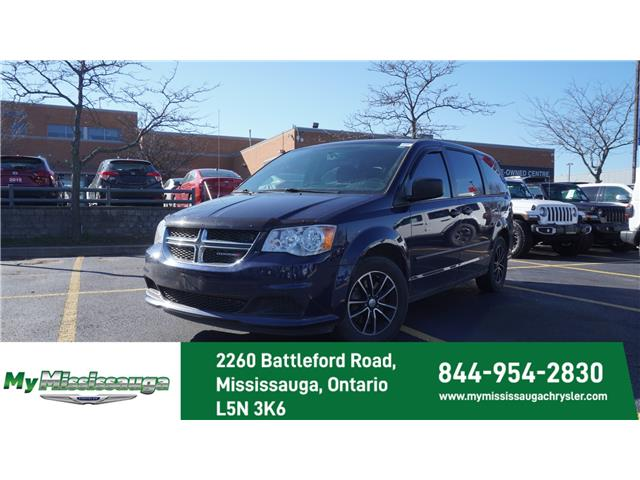 2017 Dodge Grand Caravan CVP/SXT (Stk: 20069A) in Mississauga - Image 1 of 20