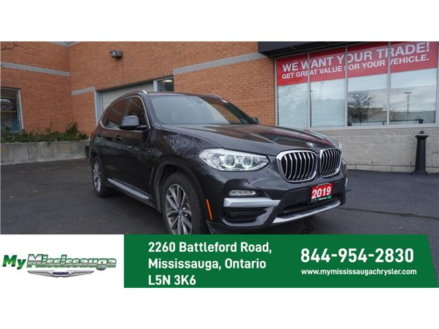 2019 BMW X3 xDrive30i (Stk: 1219) in Mississauga - Image 1 of 9
