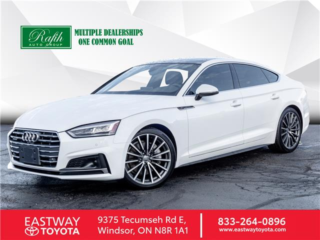 2018 Audi A5 2.0T Technik (Stk: TR6043A) in Windsor - Image 1 of 21