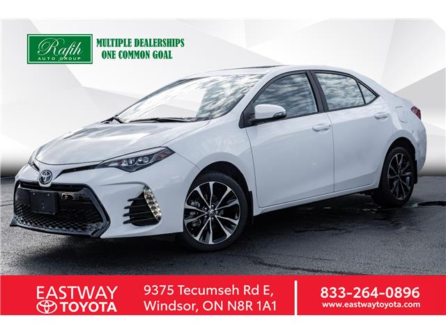 2018 Toyota Corolla LE (Stk: TR1461) in Windsor - Image 1 of 22