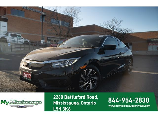 2017 Honda Civic LX (Stk: 1232) in Mississauga - Image 1 of 20