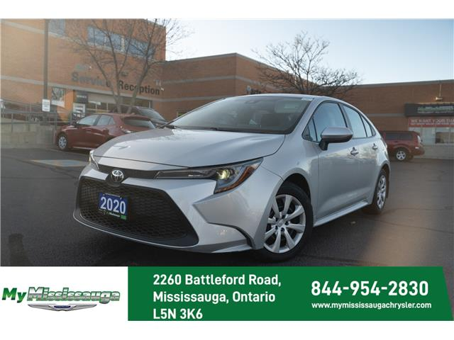 2020 Toyota Corolla LE (Stk: 1221) in Mississauga - Image 1 of 17