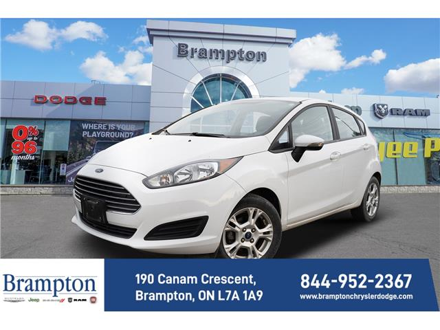 2015 Ford Fiesta SE (Stk: 21123A) in Brampton - Image 1 of 20