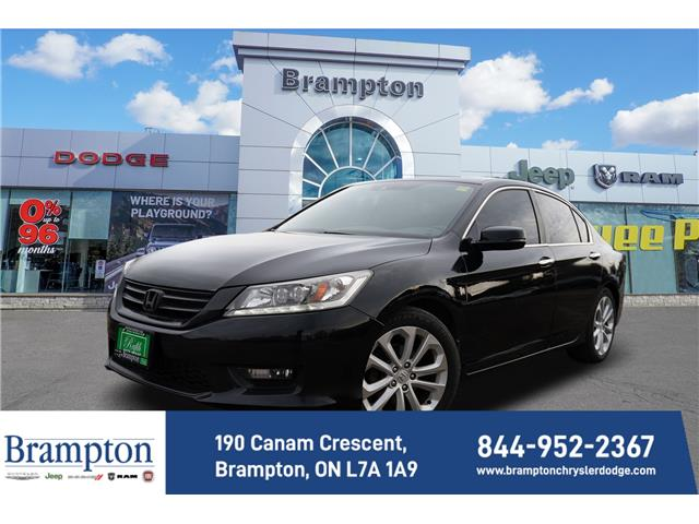2014 Honda Accord Touring (Stk: 13808A) in Brampton - Image 1 of 20