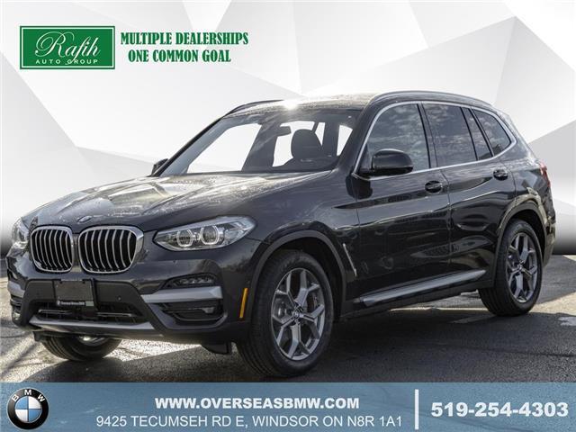 2021 BMW X3 xDrive30i (Stk: B8385) in Windsor - Image 1 of 23