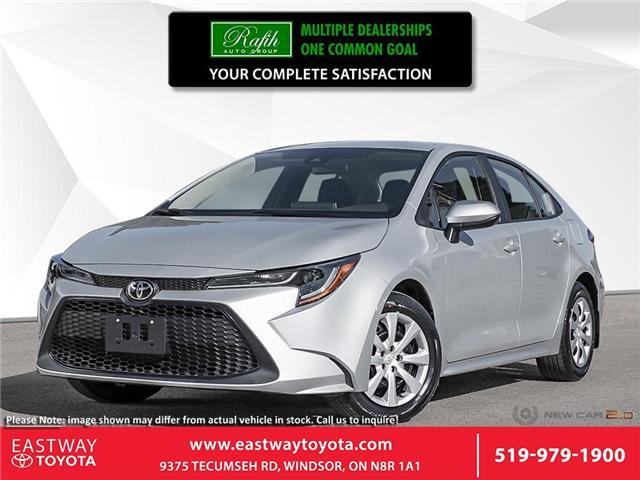 2021 Toyota Corolla LE (Stk: CO0856) in Windsor - Image 1 of 21