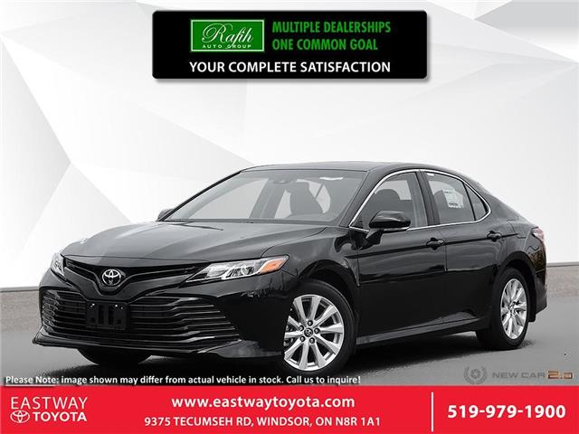 2020 Toyota Camry LE (Stk: CA4960) in Windsor - Image 1 of 22