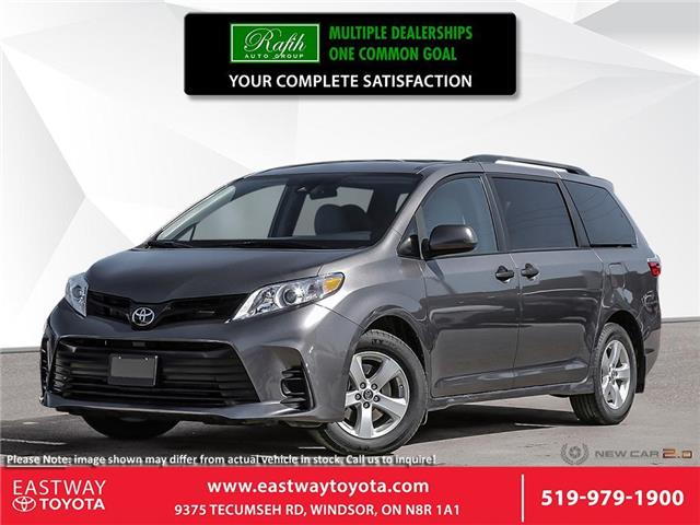 2020 Toyota Sienna CE 7-Passenger (Stk: SI7675) in Windsor - Image 1 of 23