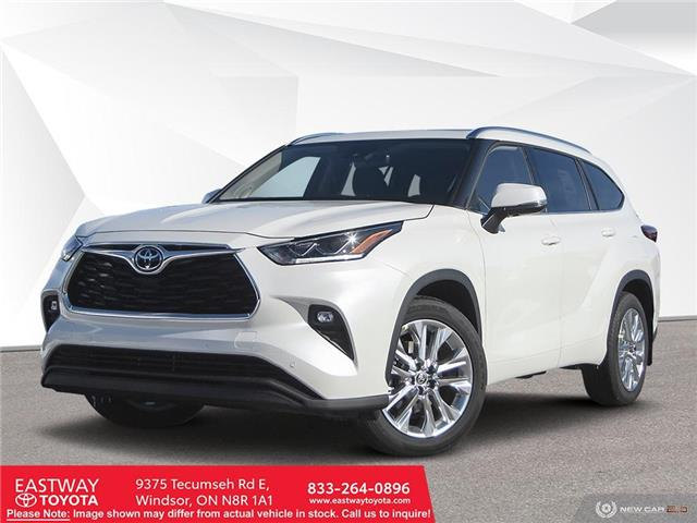 2021 Toyota Highlander Limited (Stk: HI4526) in Windsor - Image 1 of 23