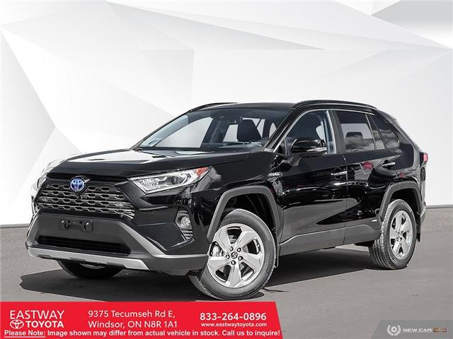 2021 Toyota RAV4 Hybrid Limited (Stk: RH4871) in Windsor - Image 1 of 23