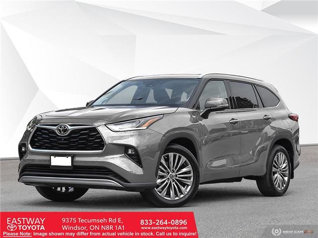 2020 Toyota Highlander Limited (Stk: HI5049) in Windsor - Image 1 of 23