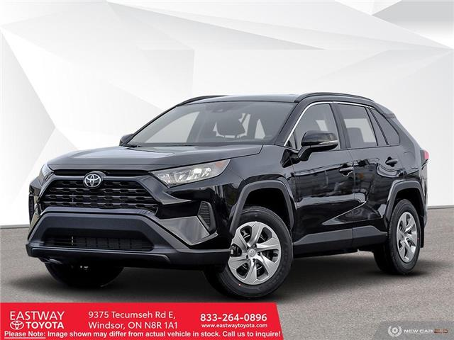 2021 Toyota RAV4 LE (Stk: RA7827) in Windsor - Image 1 of 23