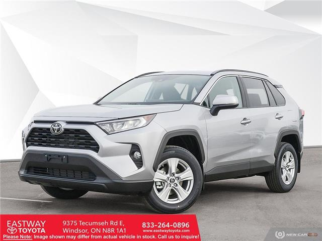 2021 Toyota RAV4 XLE (Stk: RA0578) in Windsor - Image 1 of 23