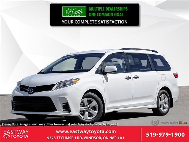 2020 Toyota Sienna CE 7-Passenger (Stk: SI7622) in Windsor - Image 1 of 23