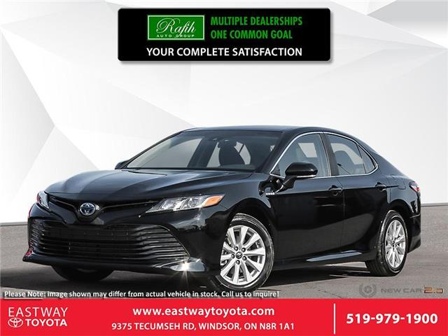 2020 Toyota Camry Hybrid LE (Stk: CH5537) in Windsor - Image 1 of 23