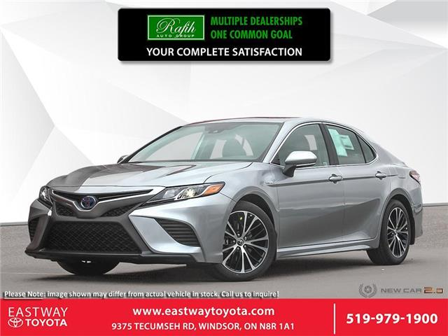 2020 Toyota Camry Hybrid SE (Stk: CH4794) in Windsor - Image 1 of 23