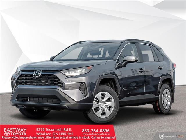 2021 Toyota RAV4 LE (Stk: RA2445) in Windsor - Image 1 of 23