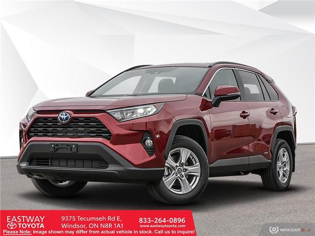 2021 Toyota RAV4 Hybrid XLE (Stk: RH4270) in Windsor - Image 1 of 23