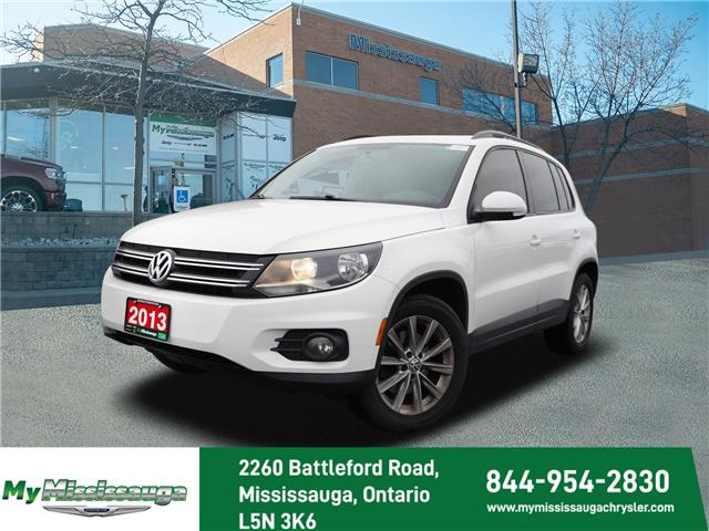 2013 Volkswagen Tiguan 2.0 TSI Comfortline (Stk: 1193A) in Mississauga - Image 1 of 18