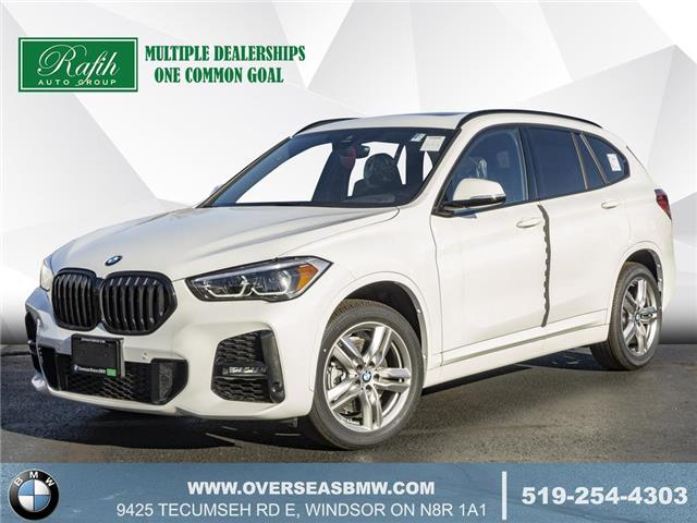 2021 BMW X1 xDrive28i (Stk: B8369) in Windsor - Image 1 of 22
