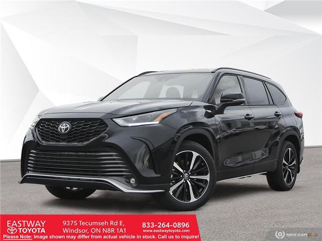 2021 Toyota Highlander XSE (Stk: HI4485) in Windsor - Image 1 of 23