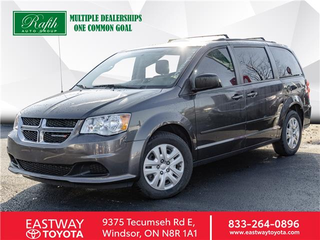 2016 Dodge Grand Caravan SE/SXT (Stk: TR6320) in Windsor - Image 1 of 20
