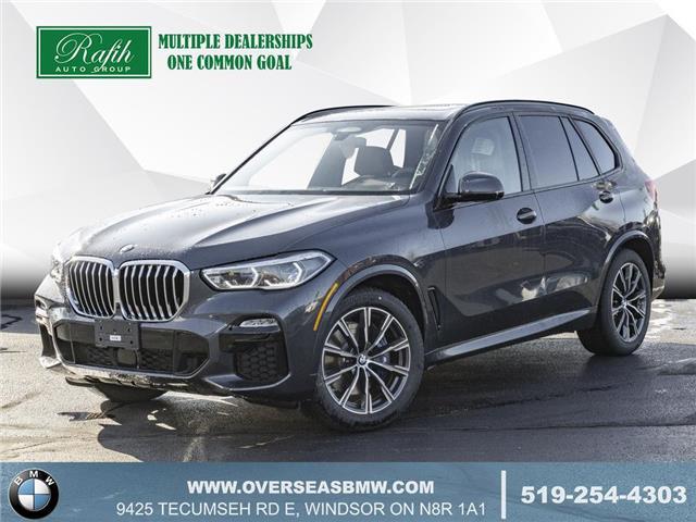 2021 BMW X5 xDrive40i (Stk: B8393) in Windsor - Image 1 of 20