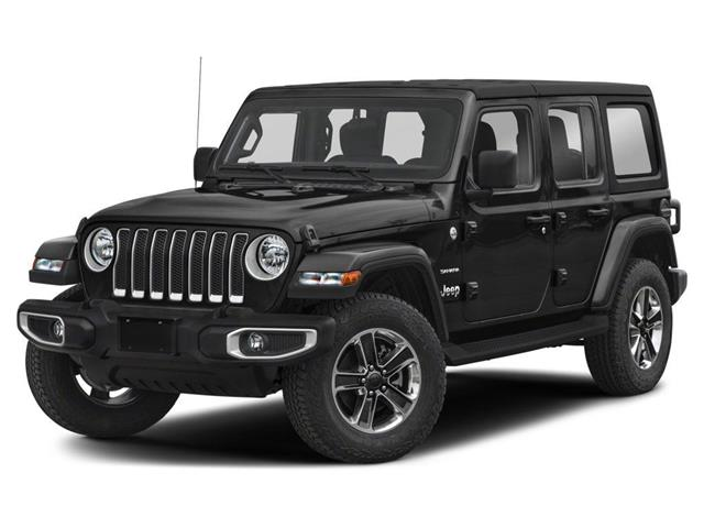2021 Jeep Wrangler Unlimited Sahara (Stk: 21064) in Mississauga - Image 1 of 9