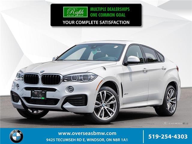 2019 BMW X6 xDrive35i (Stk: C8409) in Windsor - Image 1 of 27