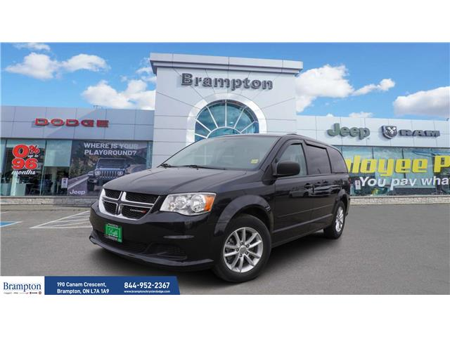 2016 Dodge Grand Caravan SE/SXT (Stk: 20861A) in Brampton - Image 1 of 23
