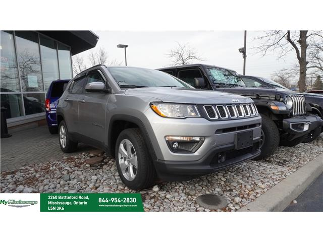 2021 Jeep Compass North (Stk: 21043) in Mississauga - Image 1 of 12