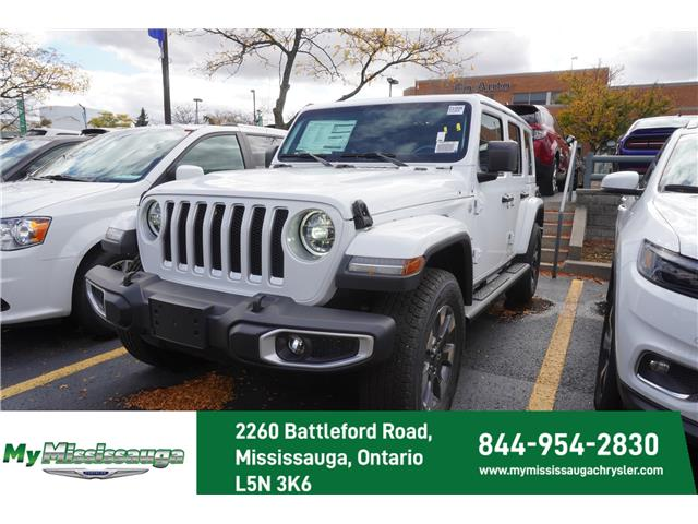 2021 Jeep Wrangler Unlimited Sahara (Stk: 21051) in Mississauga - Image 1 of 13